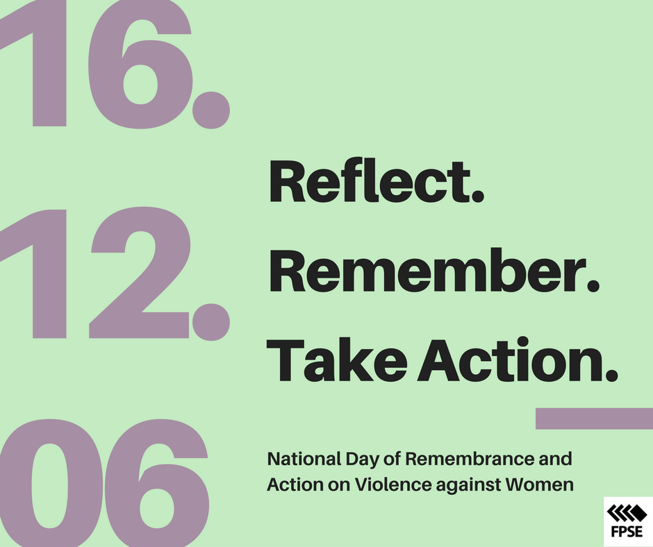 Reflect. Remember. Take Action.