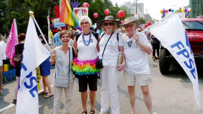 FPSE at pride